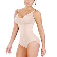 Women's Shapers Bodysuit Shaper Corrective Underwear Bra Women Body Waist Trainer Slimming Tummy Control Corset Strap 6XL Plus Size
