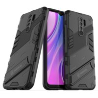 Armor Shockproof Case For Xiaomi Redmi Note 7 Phone Cover For Redmi 9 Prime 9A 9i 9C 9T K30 Pro Note 9S Pro MAX Case Back Capa