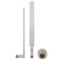 WiFi هوائي SMA Male 4G 5G إشارة الداعم LTE راوتر هوائيات الخارجية 2.4 جرام لهواوي B593 B315 B310 698-2700MHZ
