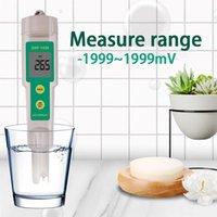 Meters Waterproof ORP Tester Portable PH Water Quality Pen Detachable Digital Redox For Aquariums Pool Drinking