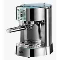Pump Type Coffee Machine Household Commercial Italian Semi-automatic Steam 15Bar AC-EG10B Roasters