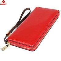 Wallets Women Wallet Ladies Long Clutch Purses Zipper Card Holder Large Capacity Leather Phone Case Female Fashion High Quality Bags