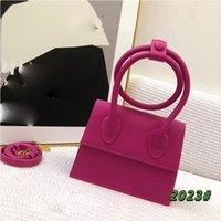 Handtasche Crossbody Bag Leder Designer Taschen Multiple Back Methods Palm Muster Tasche Original Stil zeigen verschiedene französische Romantik