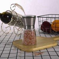 6.5 * 13.5 cm Mulini di pepe manuale Grinder da 160ml Sale in acciaio inox Muller Home Spice Salsé Pepper Grinders Strumenti da cucina Cyz3165