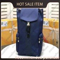 Кошелек кожаный открытый M30417 рюкзак большие рюкзаки рюкзаки рюкзаки blackurys размер crossbody дизайн писем дизайнеры m30419 мужские холст сумки uaut