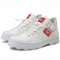 Lasperal2019 Botas para hombre de invierno Cálido PU Cuero Masculino Empresa de agua Zapatos de trabajo Chaussure Casual Zapatos para Hombres Calzado Zapatillas Masculinas B8FW #