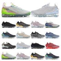 2021 mens running shoes women plus Black Dark Grey Deep Royal Blue Light Arctic Pink Oatmeal Summit White men sports sneakers trainers
