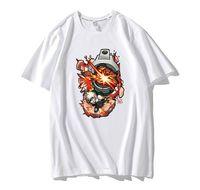 Homens camisetas Meu herói academia camiseta Cool Bakugo Anime t-shirt engraçado modal tecido macio adolescentes menino streetwear tops harajuku tee