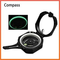 Professional Geology Compass Light Weight Compass Outdoor Survival Camping Hiking Equipment Pocket