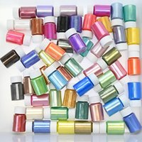 Nail Glitter Mica Powder 12 Colors (Each 10g / 0.35oz), Used For Epoxy Resin, Polish, High-Grade Cosmetic Grade Pigment
