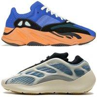 XMAS 700 Bright Blue Cream أحذية Kyanite V3 Azareth V2 مستشفى الكربون فانتا رياضة رجالي الحجم 13 الكالسيت توهج Lmnte الجمود الفلفل