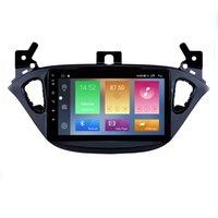 자동차 DVD 플레이어 2015-2019 Opel Corsa / 2013-2016 Opel Adam 터치 스크린 8 인치 다운로드 GPS 소프트웨어