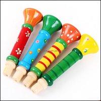 키보드 피아노 참신 GAG 선물탑 뮤지컬 악기 MTI-Color 아기 키즈 목조 경적 Hooter Et Instruments 음악 장난감 학습 교육