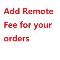 Добавьте дополнительную плату USD50 USD 50 для UPS TNT DHL из-за вашего адреса в удаленных областях