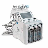 6 en 1 Agua hidráulica Dermabrasion RF BIO-LIFTER SPA Máquina facial / Máquina de microdermabrasión Hydro