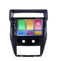 자동차 DVD 스테레오 GPS 네비게이션 플레이어 Citroen C4 C-Quatre 2012 USB 와이파이 지원 SWC 1080P 10.1 인치 Android