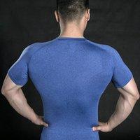 アイテムなし748 Tシャツジャージ緩い通気性と半袖シャツ番号434長い男性キットのためのより多くのレタリング