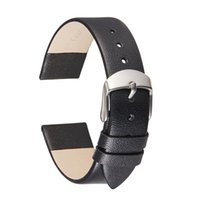 Watch Bands Soft Calfskin Leather Men Women Strap Fashion Bracelets Thin Wrist Straps 14 16 18 20 22mm Simple Band Accessories