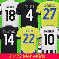 Real Madrid Jerseys 21 22 Camisa de Futebol de Futebol Alaba Hazard Sergio Ramos Benzema Modric Asensio Camiseta Men + Kids Kit 2021 2022 Uniformes Quarto