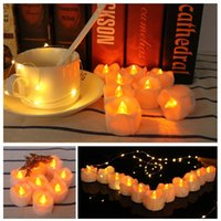 Pack Of 12 Remote Or Not Year Candles Battery Powered Led Tea Lights Tealights Fake Candle Light Easter