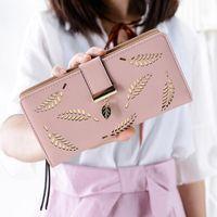 Wallets Women Wallet Purse And Handbag Student Long Fashion Bags For 2021 Phone Card Holder Money Clip Bag KJ4438