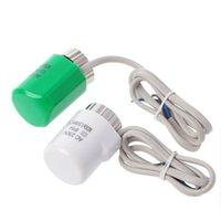 Smart Home Control 230V Normalt Öppet Stäng Elektrisk termisk manöverdon för grenrör Golvvärme Valve Calefaccion Suelo Radiante Actua