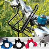 MTB دراجة زجاجة ماء حامل سبائك الألومنيوم زجاجة الدراجة الجبلية يمكن قفص قوس الدراجات شرب الماء كوب الرف الاكسسوارات