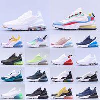 2021 Bred 270 Hombres Zapatillas para correr en todo el mundo Triple Negro Golf Blanco Hombres para hombres 27c zapatillas deportivas EUR 36-46 Corredor de runner Entrenadores al aire libre