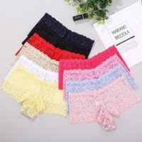 Women New lace briefs panties Sexy Summer Underwear Low Waist Womens Lace panty lingeries woman pantes will and sandy dropship