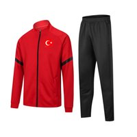 Turkey national football team Men and kids training suit tracksuits Adult soccer Home Kits Survetement Foot Chandal Kit