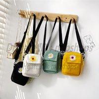 Shoulder bags Luxurys designers High Quality Fashion womens CrossBody Handbags wallets ladies Clutch chrysanthemum phone Bag purse 2021 Totes Cross Body Handbag