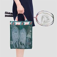 Storage Bags 1Pcs Swimming Sport Handbag Beach Mesh Women Supplies Swimsuit Collect Waterproof Wash