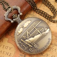 Pocket Watches Quartz Watch Full Necklace Men Women Retro Steampunk Pendant Antique Timepiece Gifts