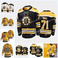 Boston Bruins David Pastrak Jersey 2021 Reverse Retro Taylor Hall Curtis Lazar Mike Reilly Charlie Coyle Brad Marchand Krejci Tukka Rask Patrice Chara McAvoy