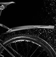 Rockbros Bike Weiche Gummi Kotflügelweiterung Verstellbarer hinterer vorderer Schwanzteil MTB Mordguard