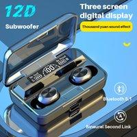G30-1 정품 무선 블루투스 헤드셋 TWS Binaural 스포츠 인 - 이어 소음 제거 스테레오 헤드셋 5.0