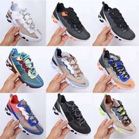 Multicol men women Reacts Element 87 Undercover Running Shoes Designer 87s thea mesh Breathable homme Sneakers Sports Trainers lesliecheung