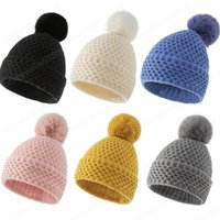 Hüte für Frauen Handgemachte Visiere Beanie Häkeln Strick Kufi Hut Blume Schädelkappe Haarschmuck
