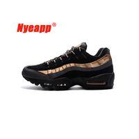 Ayakkabı Satış Erkek 95 Siyah Erkekler Nefes Sneakerboots Siyah Mavi Ayakkabı 40-46