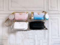 Luxurys designers sacos top originais originais três peça mahjong saco bolsas mulher carteira mochila bolsa bolsa de cartões titular do ombro mini