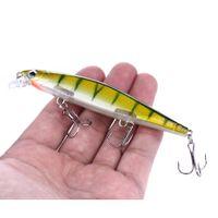 Рыбацкая приманка 110 мм 13 г Swimbaits Bass Big Fish погружается с плавающими воблерами тяжелая приманка Crankbait Minnow для щуки