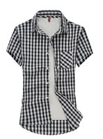 Men's Casual Shirts Trendy Mens Summer Beach Hawaiian Shirt Brand Short Sleeve Dress Men Holiday Vacation Clothing Camisas