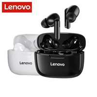 Lenovo XT90 TWS Earbuds Bluetooth 5.0 Wireless Headphones Touch Control Headset In-ear Earphones with Mic 300mAh Charging Case