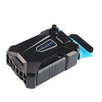 Refriginaciones de ventiladores CoolCold Vacuum portátil portátil Refrigerador USB Air Extracción Extracto de refrigeración del refrigerador Cuaderno para 15 17 pulgadas