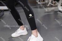 News Herren Shorts Fitness Hohe athletische massive Yoga enge Hose Hohe Taille Laufen Yoga Outfits Damensport Volle Leggings Hosen Training Schnelltrocknung 2c