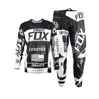 Troy Fox Flexair Union Jersey Pantalon Motocross Dirt Bike MX SX Enduro Enduro Combo
