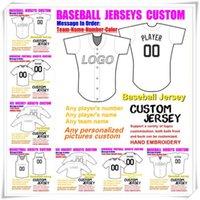 Custom American Football Jerseys pour homme Wamen Youth Kids Baseball Hockey Basketball Couleur Sport Nouveau Soccer Jersey Gear 4xL 5XL 6XL
