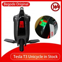Begode GW Tesla T3 Scooter électrique 2021 Monocycle Original One-Roue Balance Veway