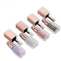 Eye Shadow Qi Marca Pro 15 Única Cor Diamante Percolescent Liquid Shimmer Brilho Eyeshadow Maquiagem Highlight Maquiagem Cosméticos