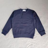 9 цветов детские дизайнерские толстовки футболки пара осень зима свитер с длинным рукавом толстовки мальчик куртка 6 размер # 61340